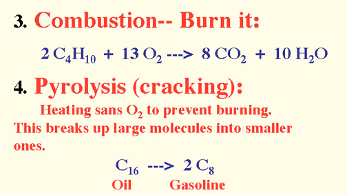 experiment alkanes alkenes combustion and action of Tests for alkanes and alkenes, bromine test, potassium manganate ( permanganate) tests, combustion tests, examples and step by step  this  activity compares the reaction with bromine water of several liquid alkanes and  alkenes the test.