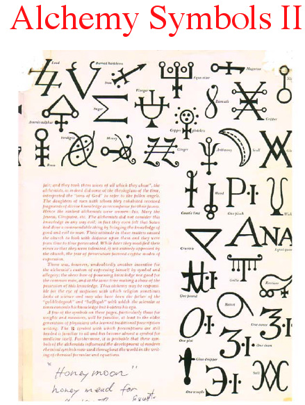 pin alchemical element symbols on pinterest