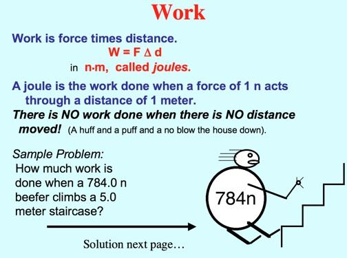 Dissertation Energy Work